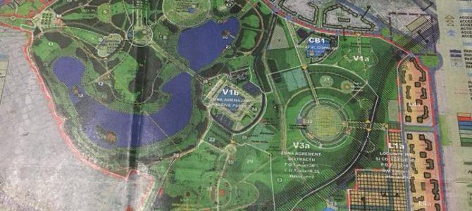 Parcul Tineretului, sau cum să furi 20 de hectare de parc