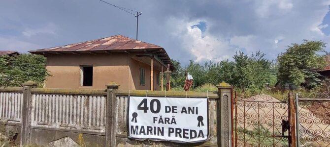 40 de ani de paragină și dezinteres la Casa Memorială Marin Preda !